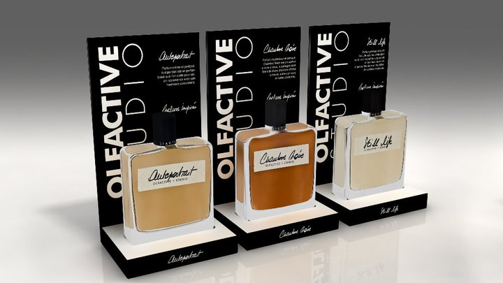 Chambre noire olfactive studio parfum un parfum pour for Parfum de chambre