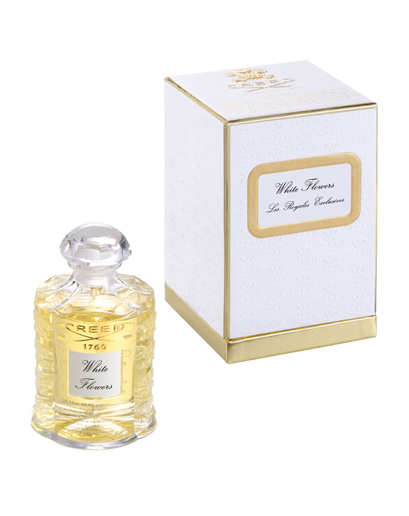 White Flowers Creed Perfume A Fragrance For Women 2011