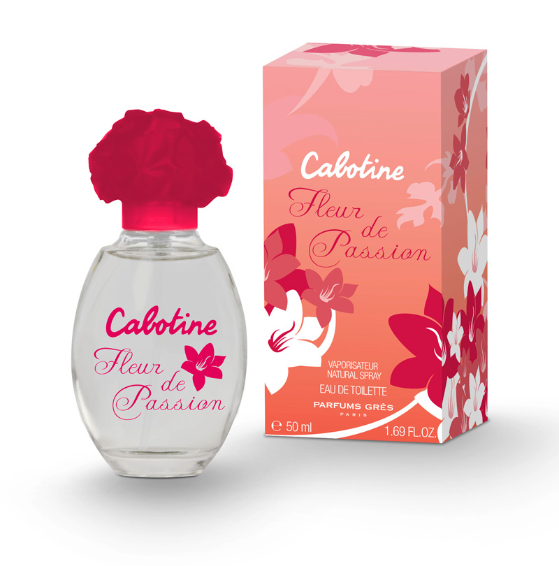 cabotine fleur de passion gres perfume a fragrance for women 2011. Black Bedroom Furniture Sets. Home Design Ideas