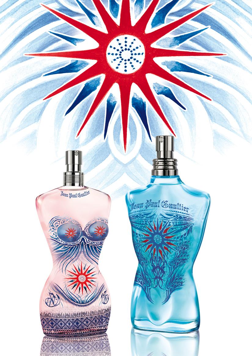Classique summer 2011 jean paul gaultier perfume a fragrance for women 2011 - Acheter mariniere jean paul gaultier ...