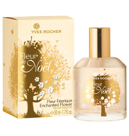 fleur de noel 2011 yves rocher perfume a fragrance for. Black Bedroom Furniture Sets. Home Design Ideas