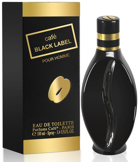 Cafe Black Label Cafe Parfums Cologne A Fragrance For