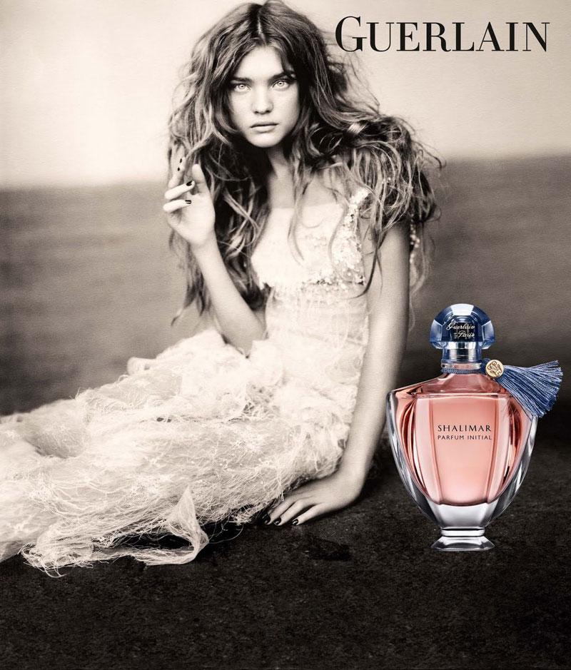 Shalimar Parfum Initial Guerlain perfume - a fragrance for ...