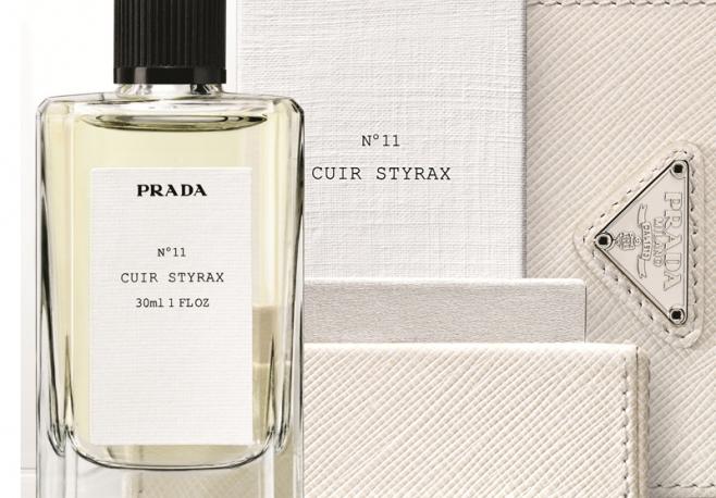 no11 cuir styrax prada parfum ein es parfum f r frauen. Black Bedroom Furniture Sets. Home Design Ideas