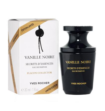 vanile noire eau de parfum yves rocher perfume a fragrance for women 2011. Black Bedroom Furniture Sets. Home Design Ideas