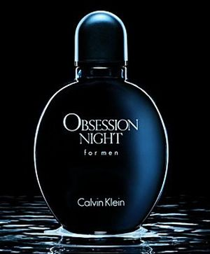 calvin klein obsession night for him