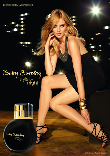 Style by night betty barclay perfume a fragrance for for Betty barclay