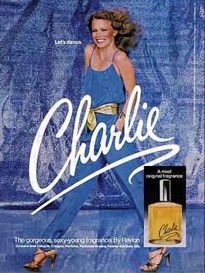 Charlie Revlon perfume - a fragrance for women 1973