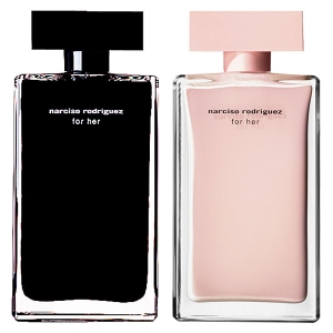 narciso rodriguez for her eau de parfum narciso rodriguez perfume una fragancia para mujeres 2006. Black Bedroom Furniture Sets. Home Design Ideas