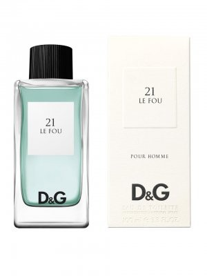 d g anthology le fou 21 dolce gabbana cologne a fragrance for men 2011. Black Bedroom Furniture Sets. Home Design Ideas