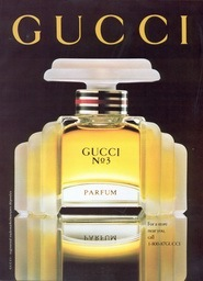 gucci no 3 gucci parfum ein es parfum f r frauen 1985. Black Bedroom Furniture Sets. Home Design Ideas