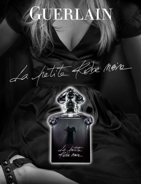 la petite robe noire guerlain perfume a fragrance for women 2009. Black Bedroom Furniture Sets. Home Design Ideas