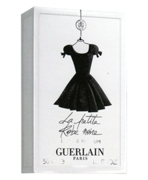 la petite robe noire guerlain perfume a fragrance for. Black Bedroom Furniture Sets. Home Design Ideas