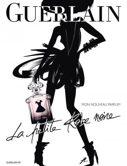 La petite robe noire de guerlain moins cher