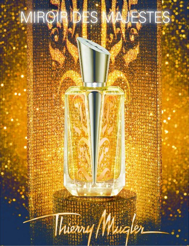 Mirror mirror collection miroir des majestes mugler for Miroir des vanites thierry mugler