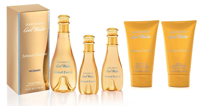 Cool Water Sensual Essence Davidoff perfume - a fragrance for women 2012