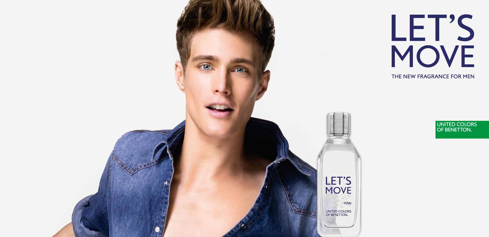 Lets move benetton cologne a fragrance for men 2012 lets move benetton for men pictures sciox Gallery