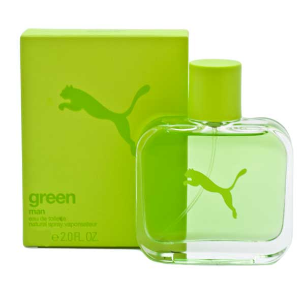 puma green