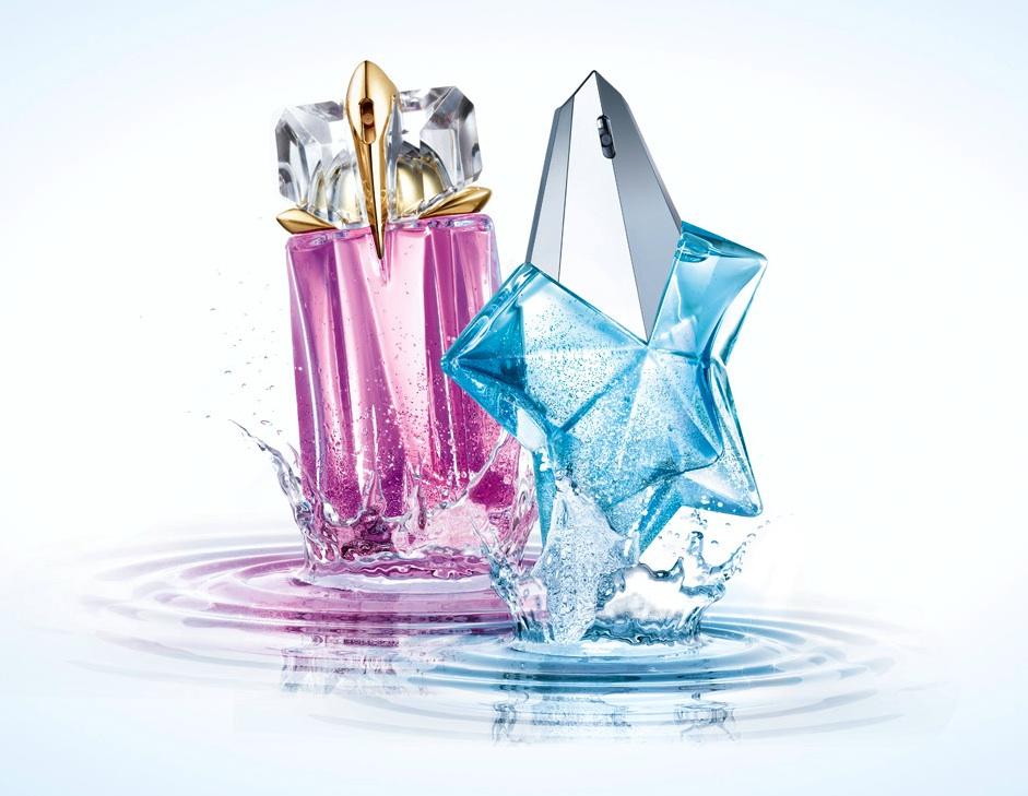 alien aqua chic mugler perfume a fragrance for women 2012. Black Bedroom Furniture Sets. Home Design Ideas