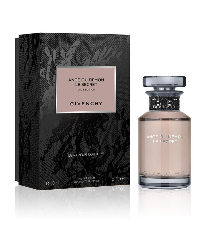 les creations couture ange ou demon le secret lace edition givenchy perfume a fragrance for. Black Bedroom Furniture Sets. Home Design Ideas
