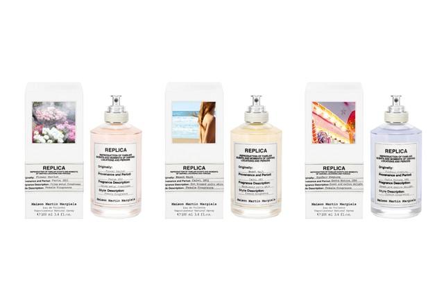 Beach walk maison martin margiela perfume a fragrance for Maison martin margiela replica