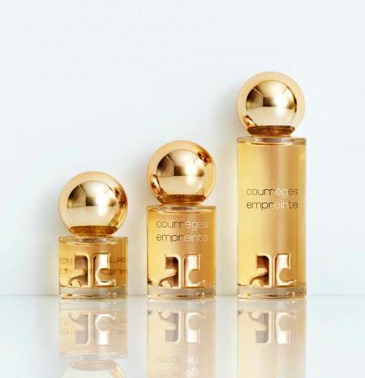 empreinte new courreges perfume a fragrance for women 2012. Black Bedroom Furniture Sets. Home Design Ideas