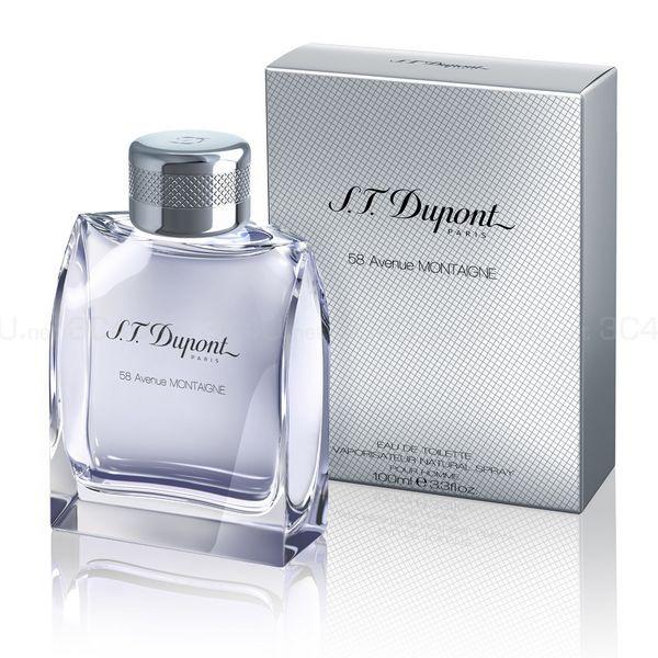 58 Avenue Montaigne pour Homme S.T. Dupont cologne - a ...