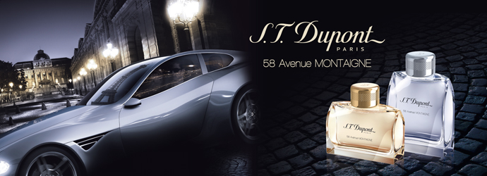 58 Avenue Montaigne pour Homme S.T. Dupont cologne - a fragrance for ...