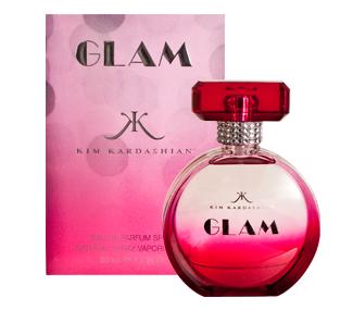 Glam Kim Kardashian perfume - a fragrance for women 2012