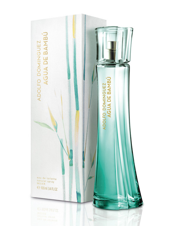 agua de bambu adolfo dominguez perfume a fragrance for