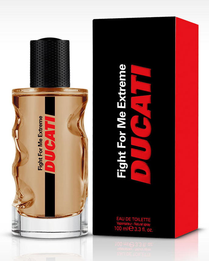 Ducati Perfume Fight For Me