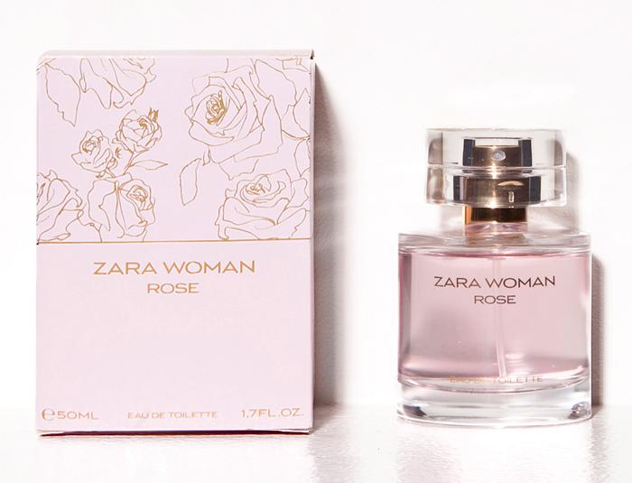Zara rose eau de toilette zara una fragranza da donna - Foto de toilette ...
