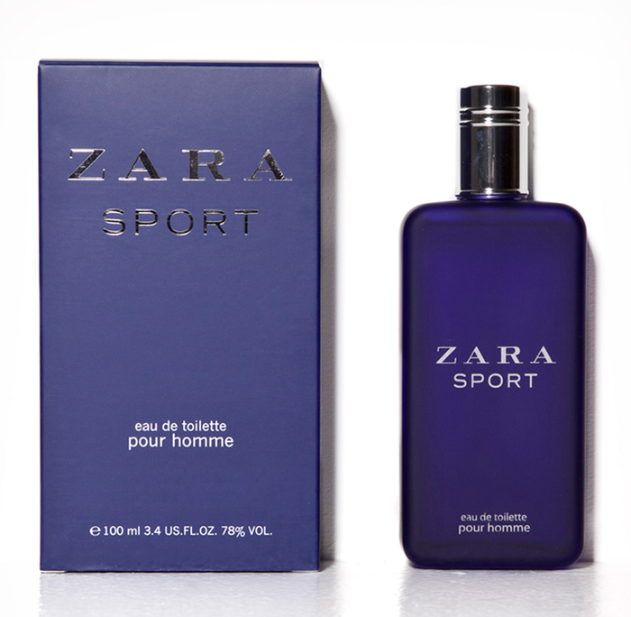zara sport pour homme zara cologne a fragrance for men. Black Bedroom Furniture Sets. Home Design Ideas