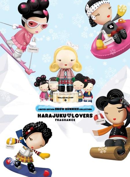 Harajuku Lovers Snow Bunnies Lil 39 Angel Harajuku Lovers