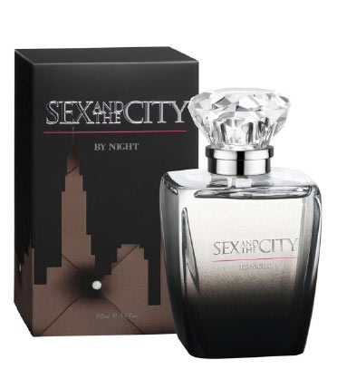 Sex in the city parfume