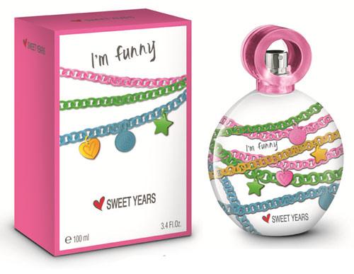 I'm Funny Sweet Years perfume