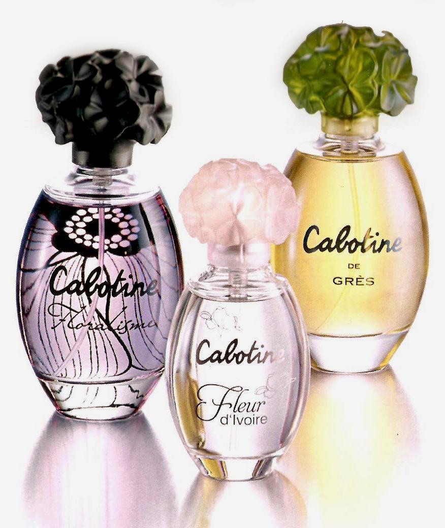 perfume gres cabotine