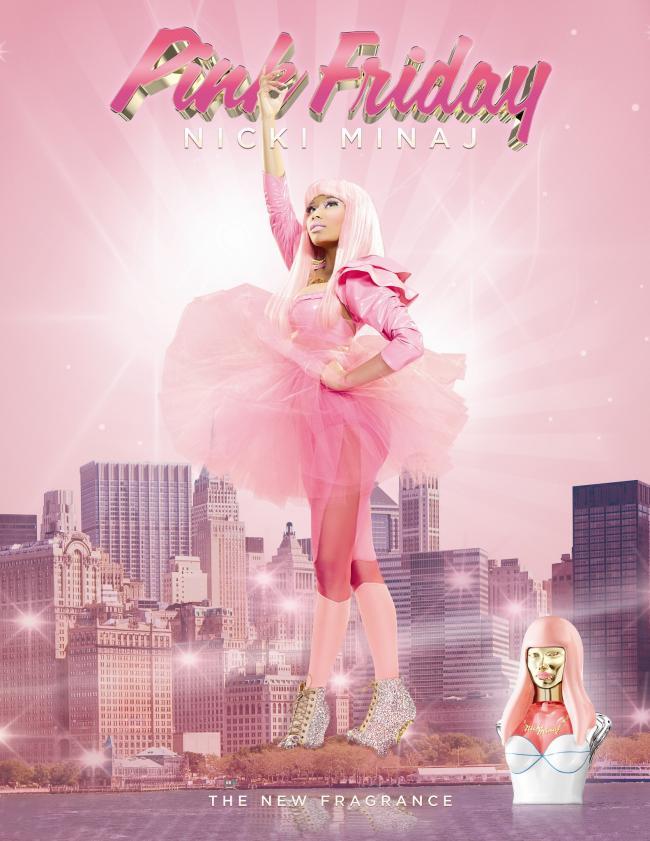 pink friday nicki minaj perfume a fragrance for women 2012