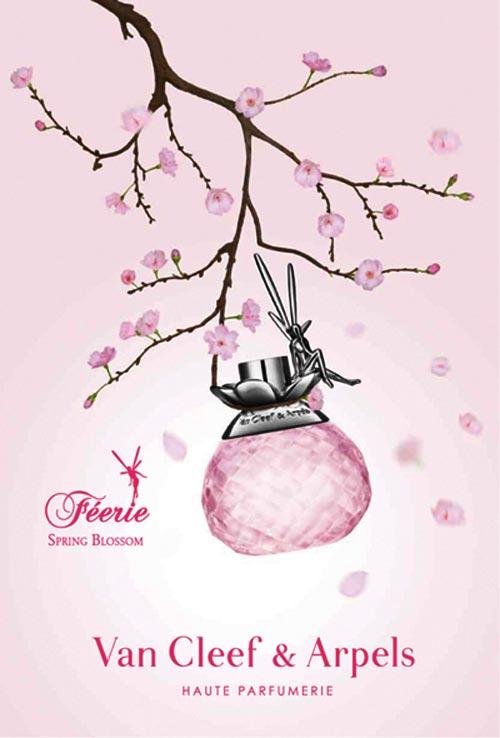 feerie spring blossom van cleef arpels perfume a fragr ncia feminino 2013. Black Bedroom Furniture Sets. Home Design Ideas