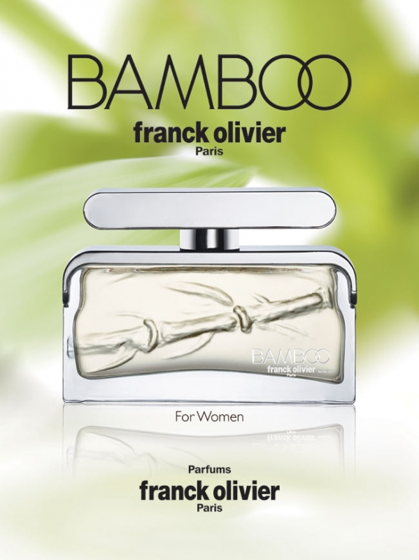 Bamboo For Women Franck Olivier Perfume A Fragrance For Women 2012