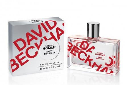 urban homme david beckham cologne a fragrance for men 2013. Black Bedroom Furniture Sets. Home Design Ideas