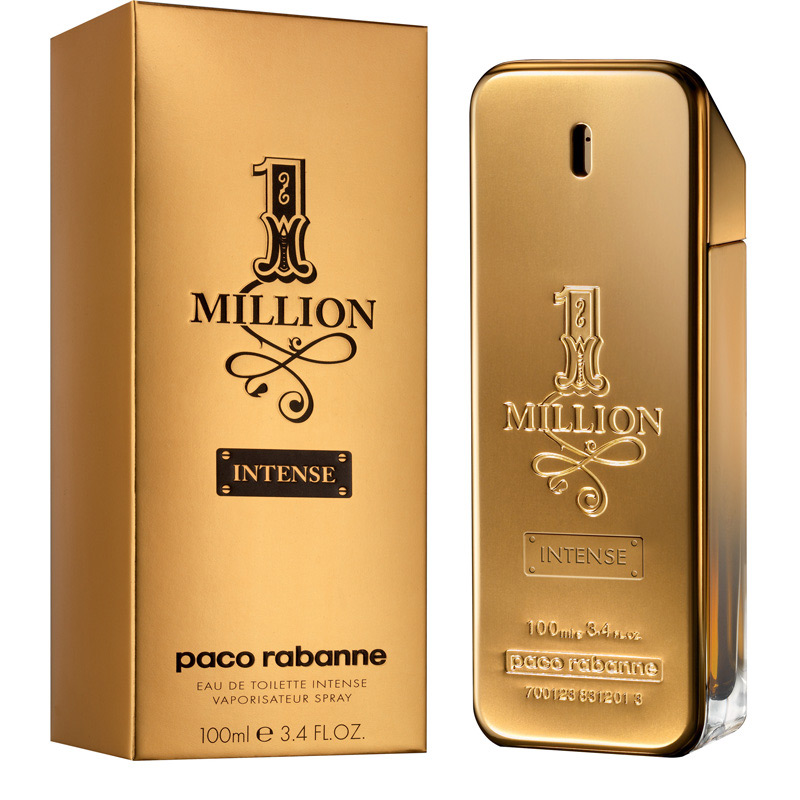 1 million intense paco rabanne cologne a fragrance for. Black Bedroom Furniture Sets. Home Design Ideas
