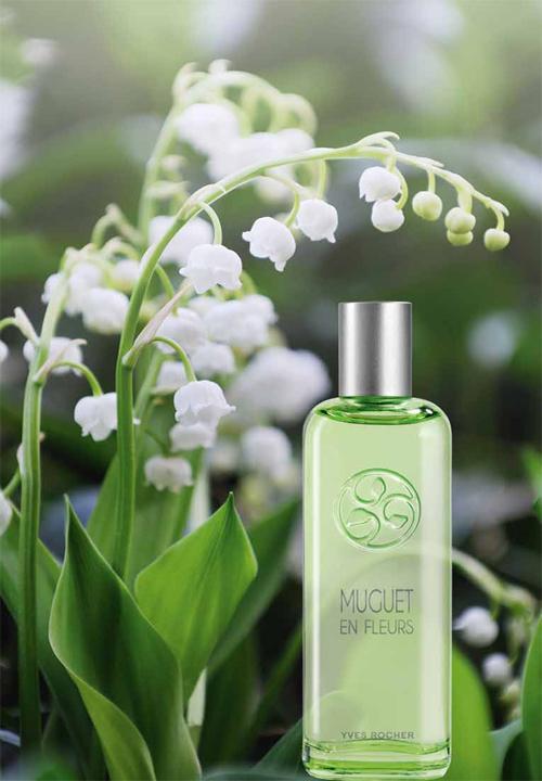 muguet en fleurs yves rocher perfume - a fragrance for women 2013