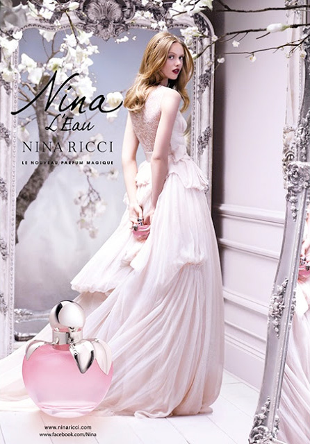 Nina L'Eau Nina Ricci perfume - a fragrance for women 2013