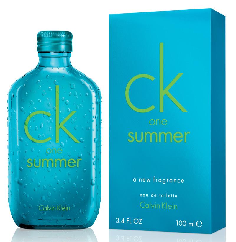 Ck One Summer 2013 Calvin Klein Perfume A Fragrance For