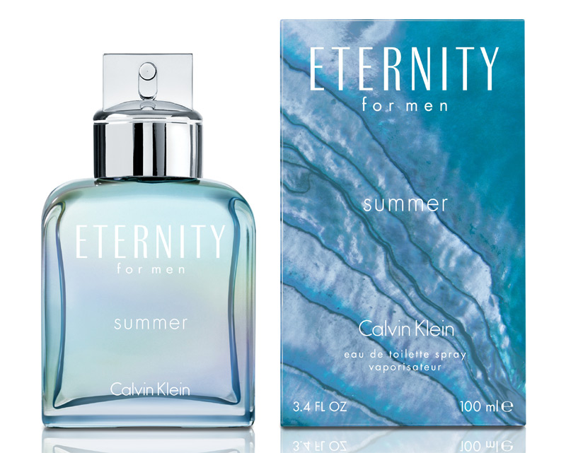calvin klein eternity summer perfume