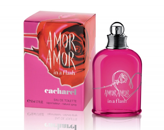 Amor Amor (Brand) Bring a touch of luxury to your day with Amor Amor perfume by Cacharel. This beautiful scent mixes the luscious aromas of fruits, florals, fragrant woods and vanilla to create the perfect addition to your daytime ensemble.