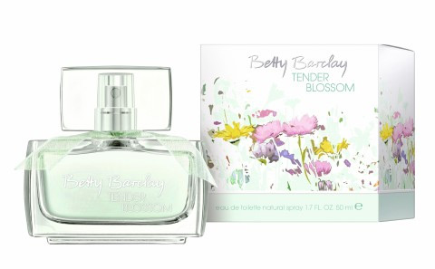 tender blossom betty barclay perfume a fragrance for women 2013. Black Bedroom Furniture Sets. Home Design Ideas