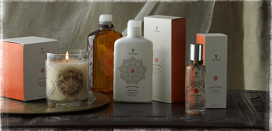 lotus santal thymes parfum un parfum pour homme et femme 2012. Black Bedroom Furniture Sets. Home Design Ideas