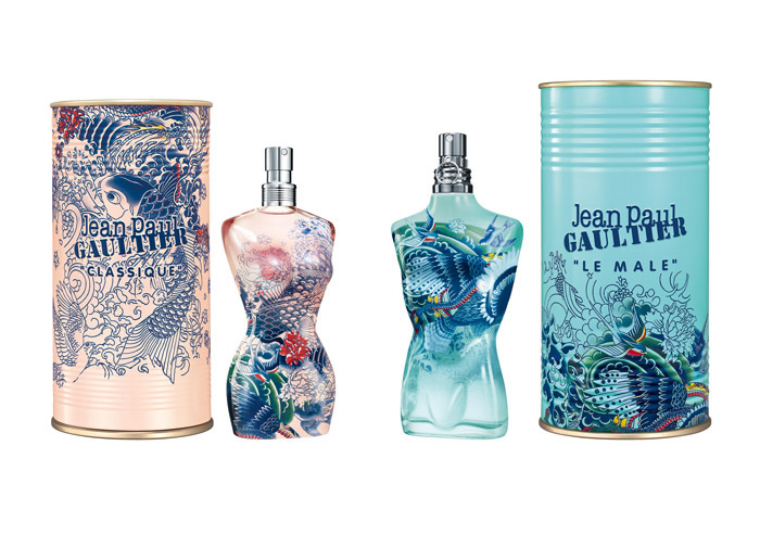 classique summer 2013 jean paul gaultier perfume a. Black Bedroom Furniture Sets. Home Design Ideas